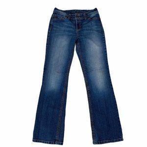 Code Bleu Womens Size 4 Short Stretch Denim